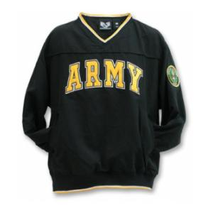 Army Microfiber Pullover