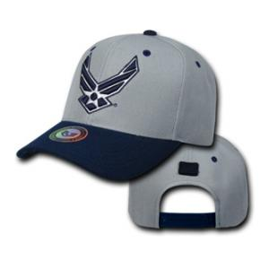 Air Force Workout Cap (Light Gray)
