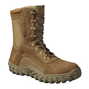 Rocky S2V Ventilated Military/Duty Boot