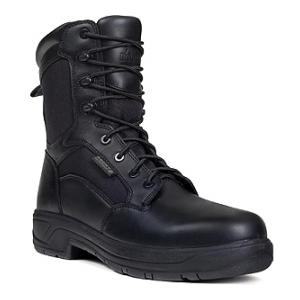 Rocky Five-0 Flex Waterproof Work Boot with Zipper