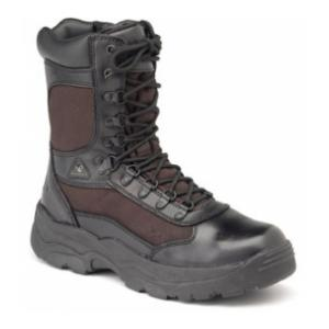 "Rocky  Fort Hood Zipper 8"" Boot"