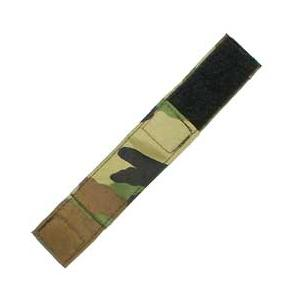 Watch Band W/ Cover (Woodland Camo)