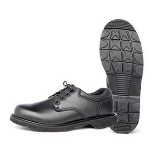 Ridge Oxford Duty Black Shoe