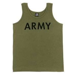 Army Tank Top (Olive Drab)