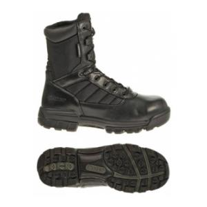 "Bates 8"" Tactical Sport Composite Toe Side Zip"