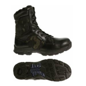 Bates Code 6 Multicam 174 Side Zip Boots Flying Tigers Surplus