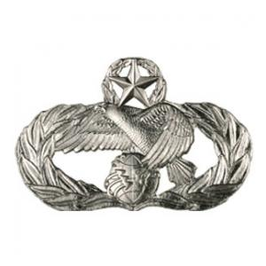 Air Force Master Transportation Badge