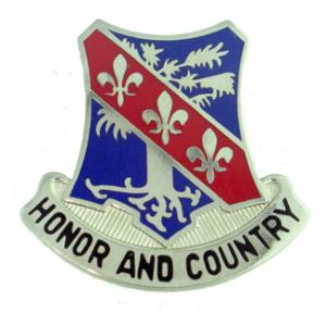 327th Infantry Division Distinctive Unit Insignia