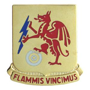 2nd Chemical Battalion Distinctive Unit Insignia