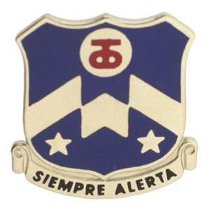 357th Regiment Distinctive Unit Insignia