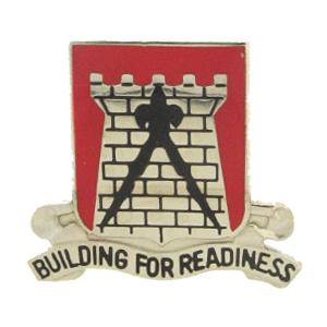 891st Engineer Battalion Distinctive Unit Insignia