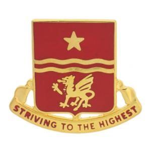 30th Field Artillery Distinctive Unit Insignia