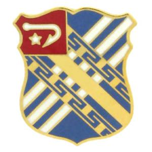 18th Field Artillery Regiment Distinctive Unit Insignia