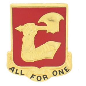 40th Field Artillery Distinctive Unit Insignia