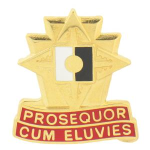 656th Support Group Distinctive Unit Insignia