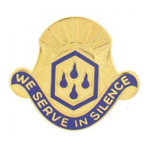464th Chemical Brigade Distinctive Unit Insignia