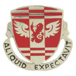 864th Engineer Battalion Distinctive Unit Insignia