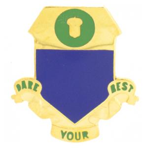 347th Regiment Distinctive Unit Insignia