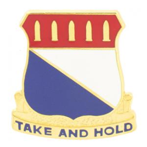 195th Regiment Distinctive Unit Insignia