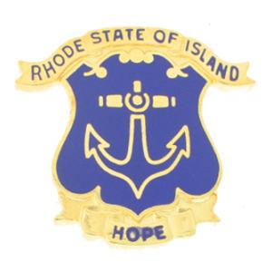 Rhode Island Distinctive Unit Insignia