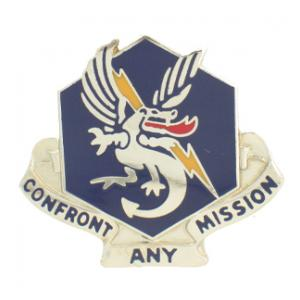83rd Chemical Battalion Distinctive Unit Insignia