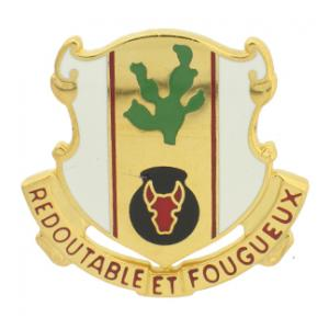 185th Regiment Distinctive Unit Insignia