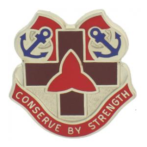 307th Medical Group Distinctive Unit Insignia