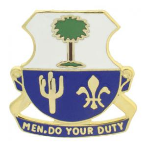 163rd Infantry Distinctive Unit Insignia