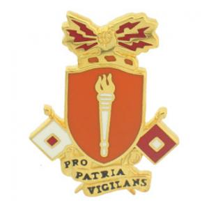 Signal School Distinctive Unit Insignia