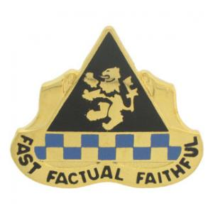 525th Military Intelligence Brigade Distinctive Unit Insignia