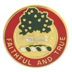5th Field Artillery Distinctive Unit Insignia