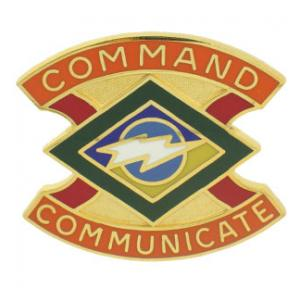 359th Signal Brigade Distinctive Unit Insignia