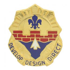 240th Engineer Group Distinctive Unit Insignia