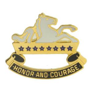 8th Cavalry Distinctive Unit Insignia (Right)