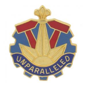 690th Maintenance Battalion Distinctive Unit Insignia