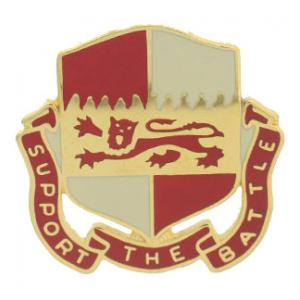 1297th Support Battalion Distinctive Unit Insignia