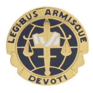 Legal Services Agency Distinctive Unit Insignia