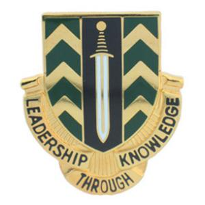 1st NCO Academy Distinctive Unit Insignia