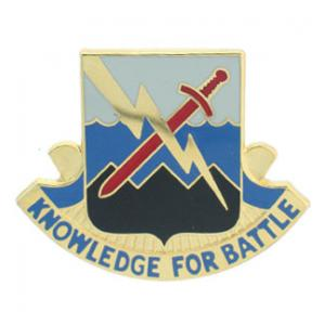102nd Military Intelligence Battalion Distinctive Unit Insignia