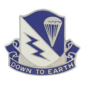 507th Infantry Distinctive Unit Insignia