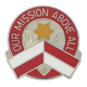 926th Engineer Group Distinctive Unit Insignia