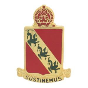 43rd Air Defense Artillery Distinctive Unit Insignia