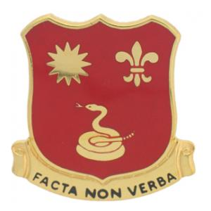 143rd Field Artillery Army National Guard CA Distinctive Unit Insignia