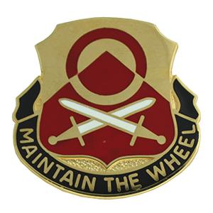 735th Support Battalion Distinctive Unit Insignia