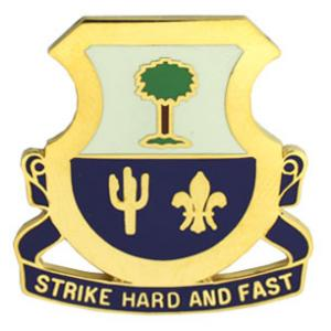 163rd Cavalry Distinctive Unit Insignia