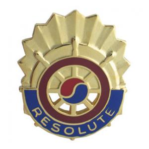 7th Transportation Group Distinctive Unit Insignia
