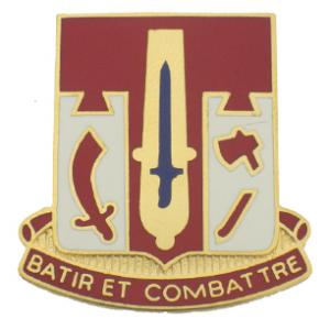 682nd Engineer Battalion Distinctive Unit Insignia