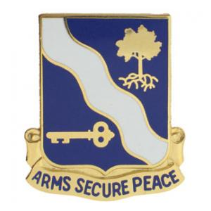 143rd Infantry Distinctive Unit Insignia