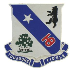 360th Regiment Distinctive Unit Insignia