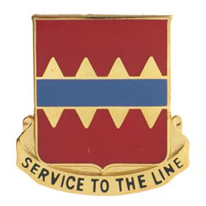 725th Support Battalion Distinctive Unit Insignia